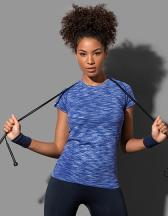Active Seamless Raglan for women