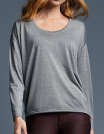 Women`s Freedom Long Sleeve Tee